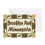 Brooklyn Park Loon Greeting Cards (Pk of 20)