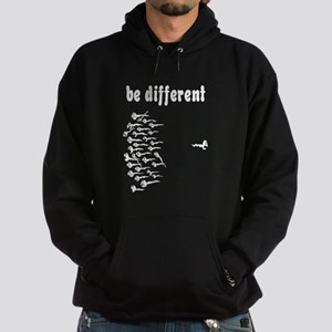 Be Different Sperm Hoodie (dark)