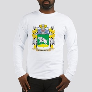 O'Hanlon Family Crest - Co Long Sleeve T-Shirt