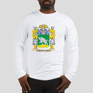 O'Hanlon Family Crest - Co Long Sleeve T-Shirt