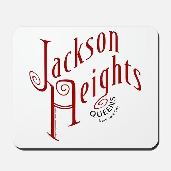 Jackson Heights, NY 11372 Mousepad