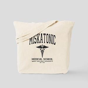 Miskatonic Medical School Tote Bag