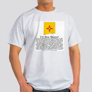 New Mexico Light T-Shirt
