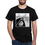 Mosquito Capital of the World Dark T-Shirt