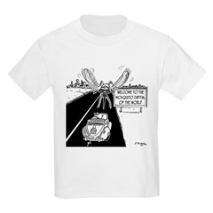 Mosquito Capital of the World T-Shirt
