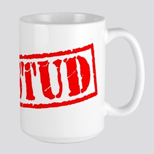 stud stamp Mugs