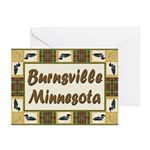 Burnsville Loon Greeting Cards (Pk of 10)