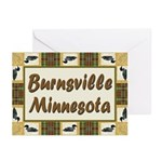 Burnsville Loon Greeting Cards (Pk of 20)