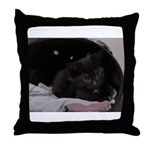 Baby Cleo Throw Pillow