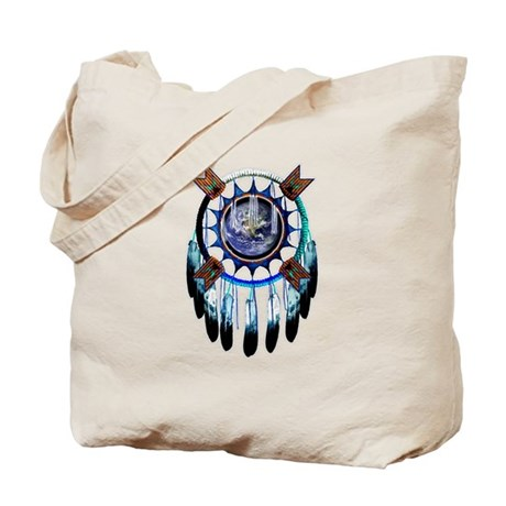 Indian Earth Tote Bag