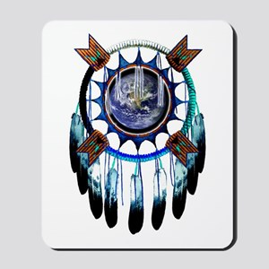 Indian Earth Mousepad