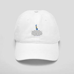 Dover Delaware Map Hats - CafePress