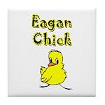Eagan Chick Tile Coaster