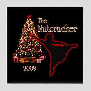 Nutcracker Ballet Tile Coaster