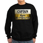 Eagan Beer Drinking Team Sweatshirt (dark)