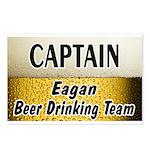 Eagan Beer Drinking Team Postcards (Package of 8)