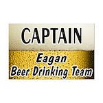 Eagan Beer Drinking Team Mini Poster Print