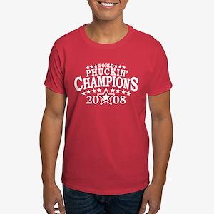 World Phuckin' Champions Dark T-Shirt