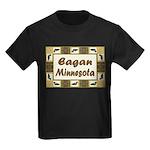 Eagan Loon Kids Dark T-Shirt