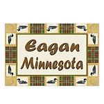 Eagan Loon Postcards (Package of 8)