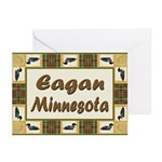 Eagan Loon Greeting Cards (Pk of 10)