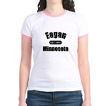 Eagan Established 1861 Jr. Ringer T-Shirt