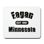 Eagan Established 1861 Mousepad
