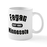 Eagan Established 1861 Mug