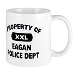 Property of Eagan Police Dept Mug