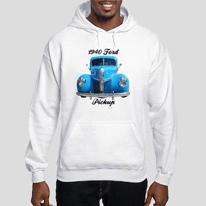 40FordPickup Hooded Sweatshirt