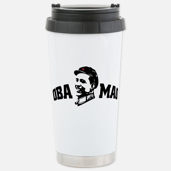 OBAMAO Stainless Steel Travel Mug