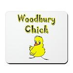 Woodbury Chick Mousepad