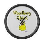 Woodbury Chick Large Wall Clock