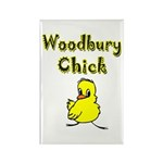 Woodbury Chick Rectangle Magnet (10 pack)