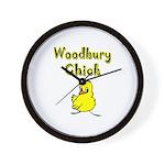 Woodbury Chick Wall Clock