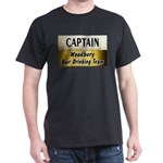 Woodbury Beer Drinking Team Dark T-Shirt
