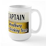 Woodbury Beer Drinking Team Large Mug