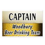 Woodbury Beer Drinking Team Postcards (Package of