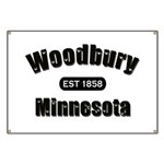 Woodbury Established 1858 Banner