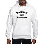 Woodbury Established 1858 Hooded Sweatshirt