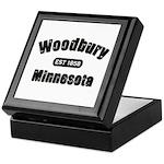 Woodbury Established 1858 Keepsake Box