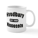 Woodbury Established 1858 Mug