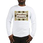 Woodbury Loon Long Sleeve T-Shirt
