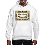 Woodbury Loon Hooded Sweatshirt