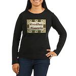 Woodbury Loon Women's Long Sleeve Dark T-Shirt