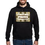 Woodbury Loon Hoodie (dark)