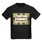 Woodbury Loon Kids Dark T-Shirt
