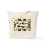 Woodbury Loon Tote Bag