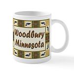 Woodbury Loon Mug