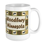 Woodbury Loon Large Mug
